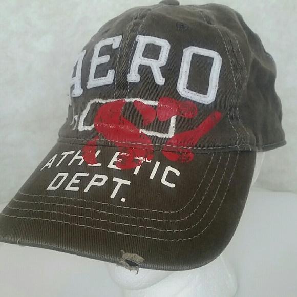 87071701778 Aeropostale Other - AEROPOSTALE Men s Hat Sz L XL Aero 87 design